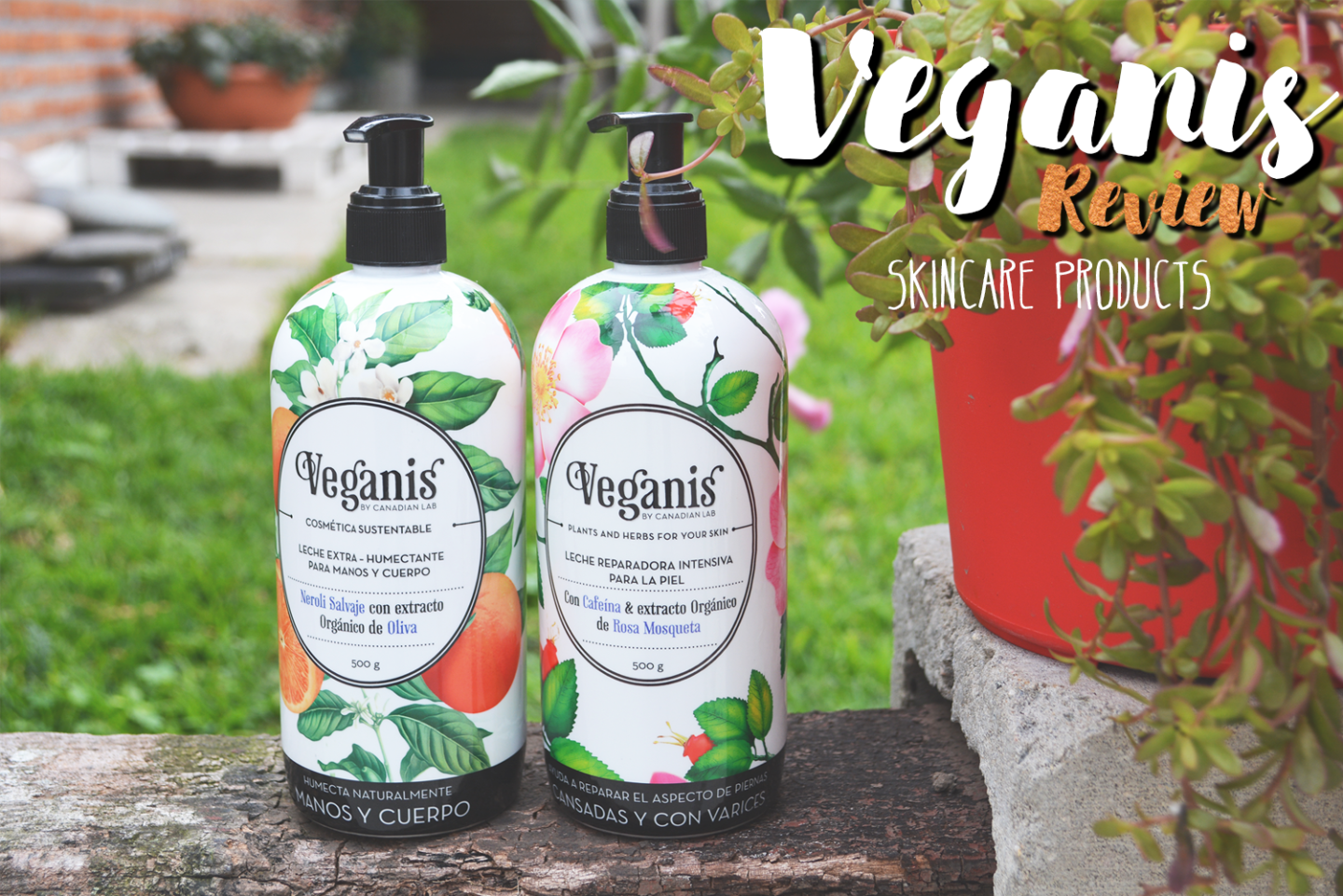 BEAUTY: Veganis products review
