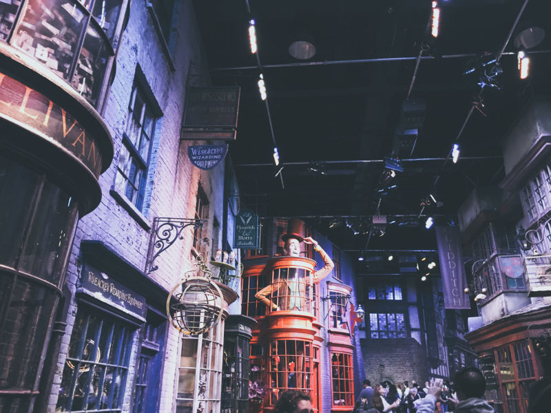 EXPERIENCE: Harry Potter Warner Bros Tour