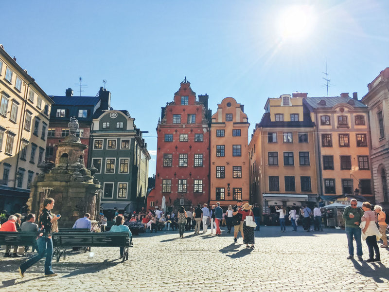 10 things I'll miss about Stockholm