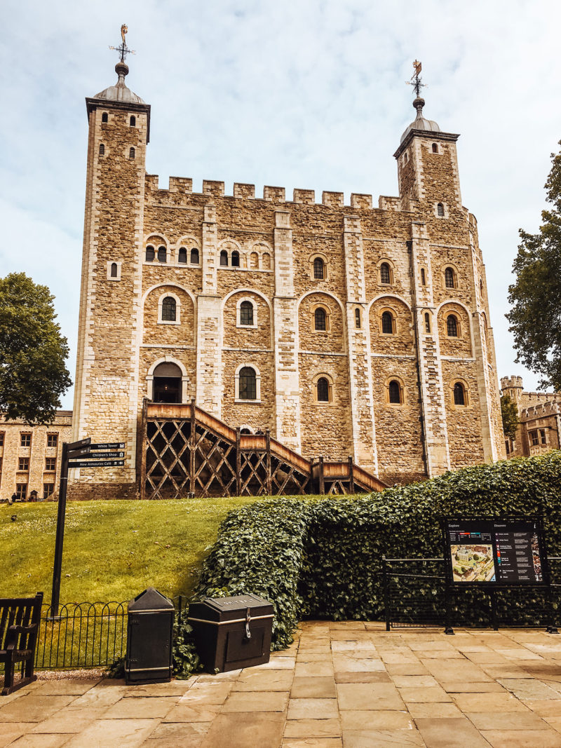 8 things I find highly interesting about the Tower of London